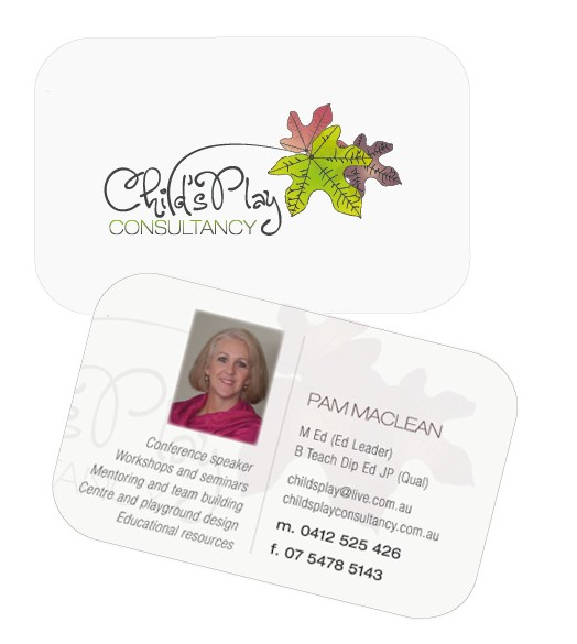 Childsplay Consultancy-Business Cards