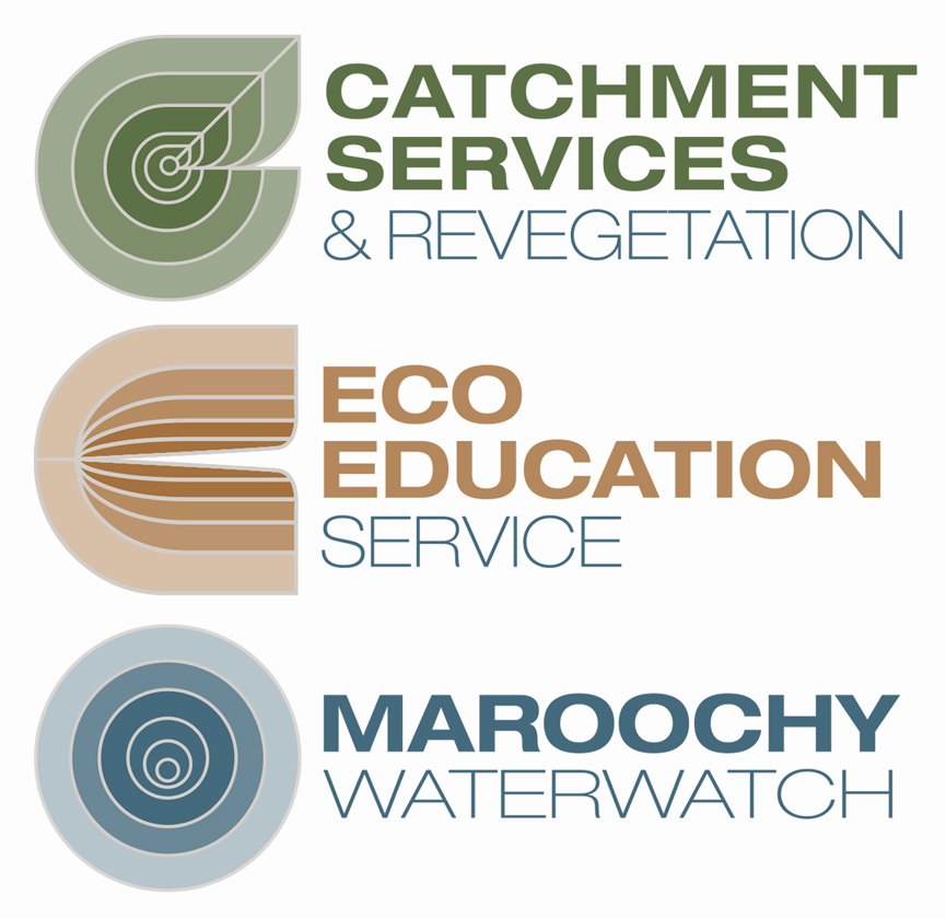seedhead-maroochy-waterwatch---eco-ecucation-services-catchment-services-and-revegetation-logos